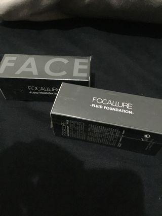 Focallure Foundation 02 Porcelain