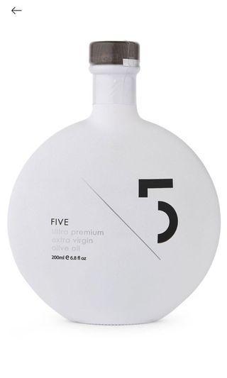 5IVE ULTRA PREMIUM EV olive oil 200ml