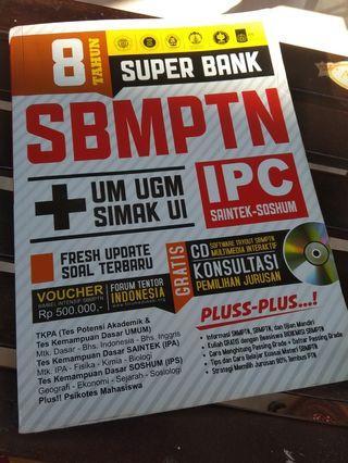 Super Bank SBMPTN IPC(SAINTEK-SOSHUM)