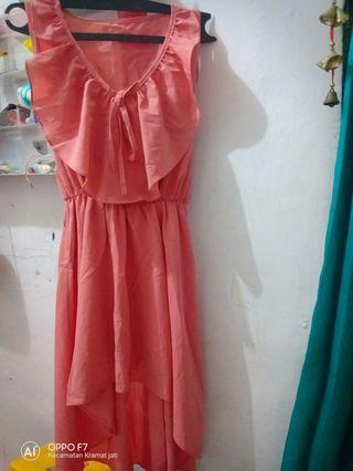 #mauvivo. Dress