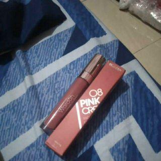 Wardah Exclusive Matte Lip Cream08