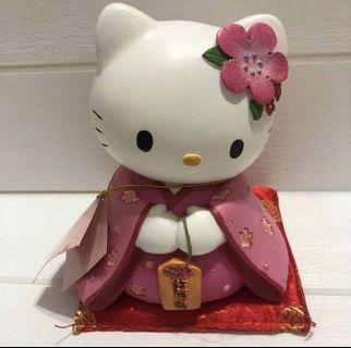 🚚 絕版Hello kitty許願箱