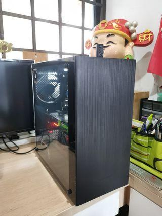 🚚 LIMITED STOCK CLEARANCE* Intel i5 Coffeelake with gtx 1070 custom build gaming PC. Upgradeable to rtx 2060 2070 2080 ti