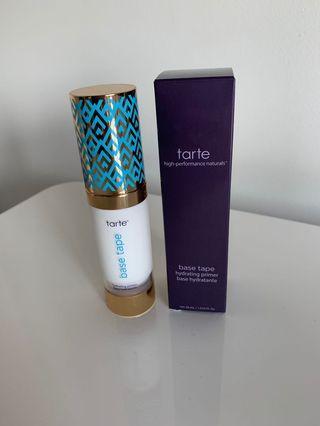 Tarte Base Tape - hydrating primer. Barely used