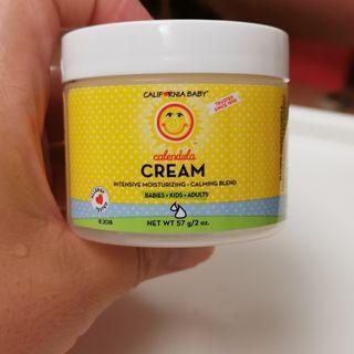 California Baby Calendula Cream 57g 适合湿疹宝宝 EXP: 01/2022