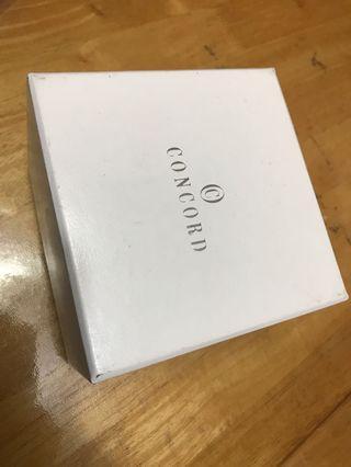 CONCORD 錶盒