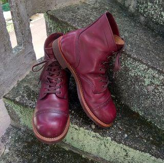 Red Wing boots Munson Ranger 8012