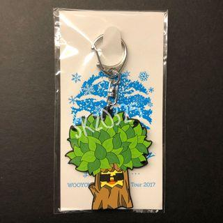[ WTS ] 2PM Wooyoung Solo Tour 2017 - Piyoung Keychain
