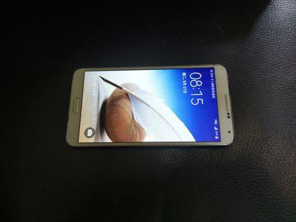 Samsung Galaxy Note3 N900 4GLTE 32GB 5.5吋