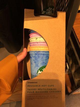 Starbucks Reusable Hot Cups USA