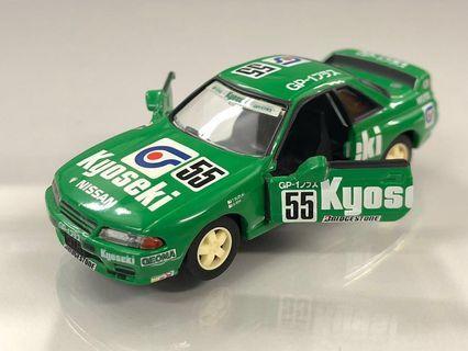 絕版Tomica limited Kyoseki GTR 32 (1/64) 並非 kyosho tiny hot wheels