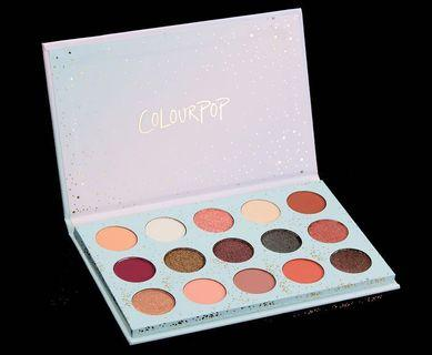 🚚 Colourpop All I See Is Magic Eyeshadow Palette