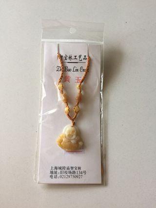 Budha necklace