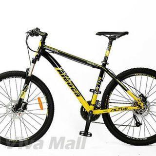 Used Mountain Bike Aleoca Raytin