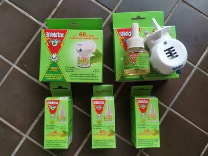 Shieldtox Vaporizer - Mosquito repellent