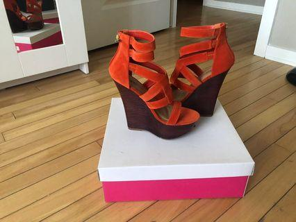 Women's wedges size 6.5