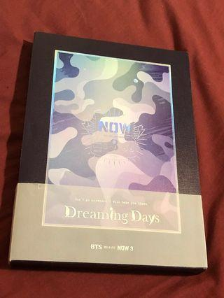 BTS Now 3 Dreaming Days