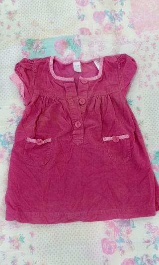 Girls GAP BABY Dress Size 6-12 Months