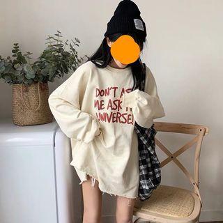 5 colours sweatshirt