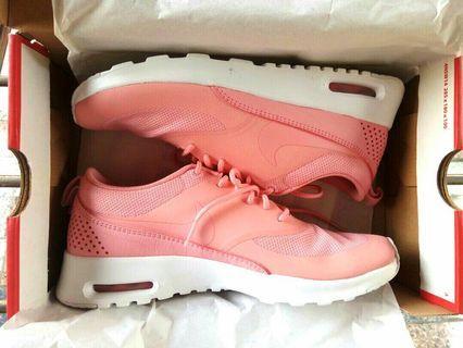 US7 全新 正品 Nike 耐吉 air max 粉紅 運動鞋 氣墊鞋 慢跑鞋