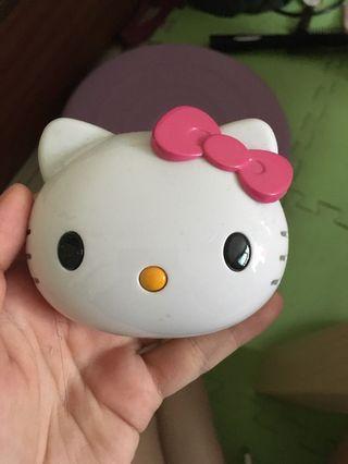 Hello kitty 隨身攜帶充電