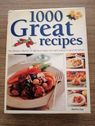 1000 Great Recipes