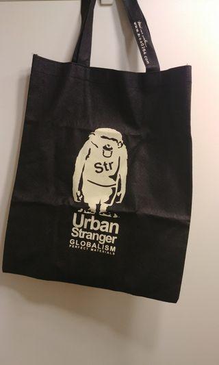 Urban Stranger 環保袋
