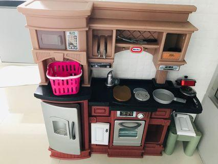 🚚 Kitchen Set for Kids