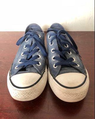 Converse All Star Denim Sneakers