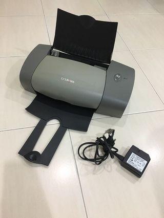 Lexmark Z617 printer