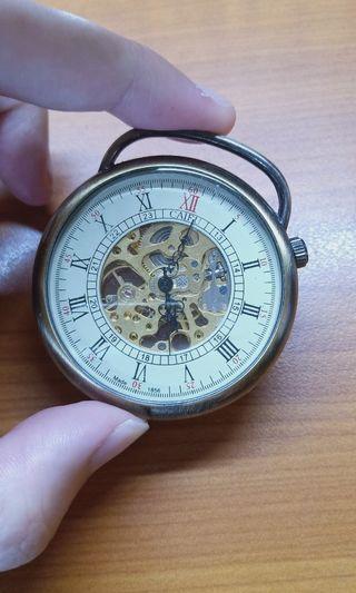 復古懷錶(手動上鍊)