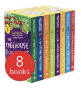 BN Treehouse boxed set - 8 books