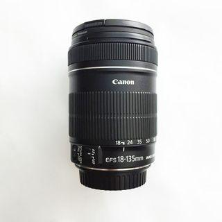 Canon 18-135mm f/3.5-5.6 IS UD Lens