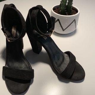 Minimal Strappy Heels