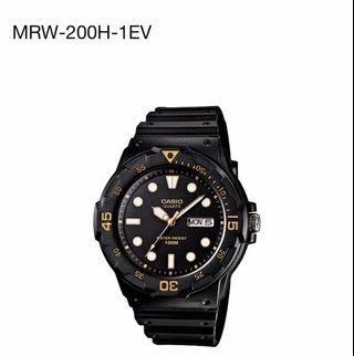 🍎Wholesales price - Original Casio Watch MRW-200H