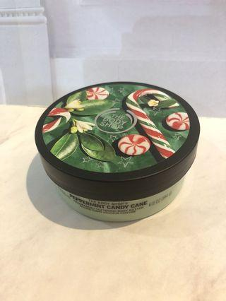 Jual rugi The Body Shop Body Peppermint Candy Cane Butter