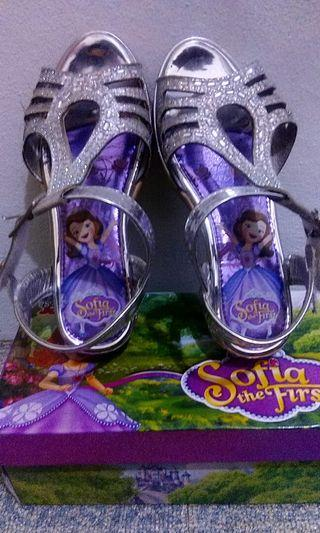Sofia the First Cute Kids Sandals Size 11/EUR31