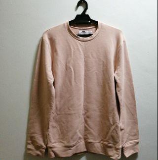 Topman Sweartshirt - dusty pink