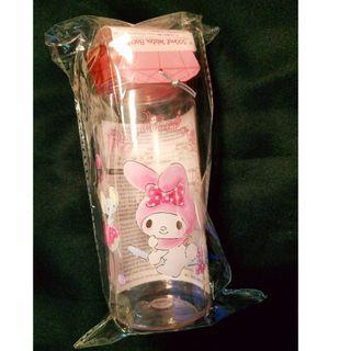 Sanrio My Melody 鑽石蓋膠水樽 500ml water bottle BPA & BPS Free (包平郵)