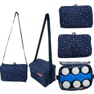 New Autumnz Breastmilk storage cooler bag slight defect