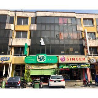 Intermediate 4 Storey Shop Taman Subang Perdana Seksyen U3 Shah Alam