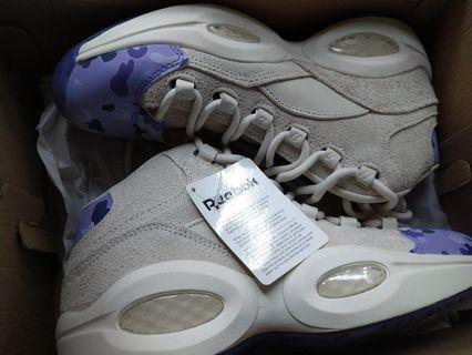 Reebok question limited edition not pump
