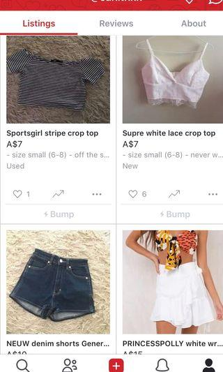 PRICES DROPPED EVERYTHING MUST GO
