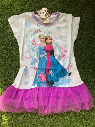 Frozen Dress for age 2-3 yrs old