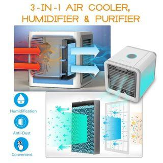 Mini 3 in 1 Air-Conditioner with Built in Purifier n Humidifier