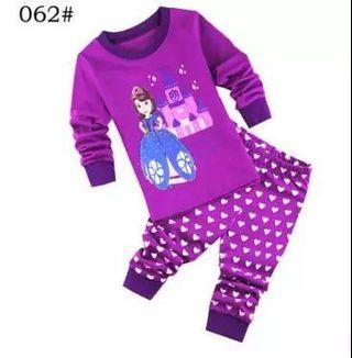 Last one !! Sofia pajamas for age 4-5 yrs old