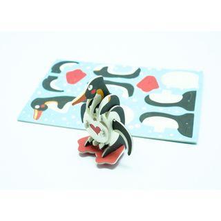 Cardboard DIY 3D Puzzle (Penguin)