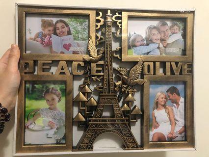 🚚 巴黎鐵塔4框組