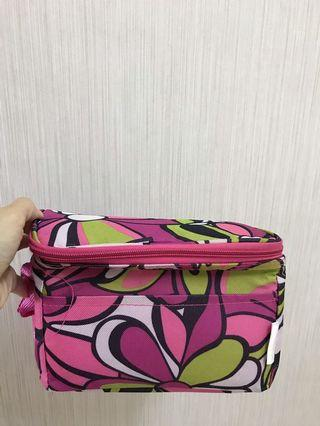 Autumz cooler bag and contour ice pack