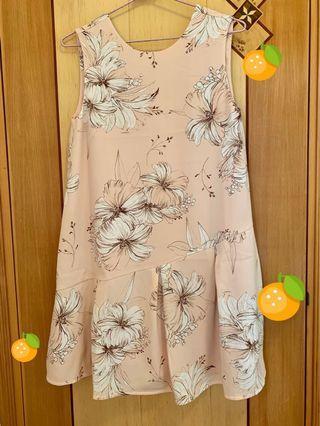 日本 snidel 連身裙